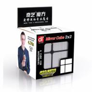 Drustvene igre, Drustvene igre prodaja, Srbija,Drustvene igre prodaja Beograd, Rubikova kocka QiYi Mirror silver 2x2 prodaja