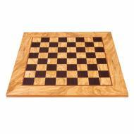 50x50cm - Maslnovo drvo & Interzija - Ručno rađena tabla za šah