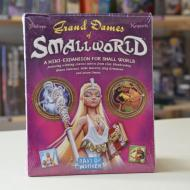 The Grand Dames of Small World