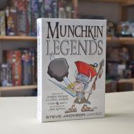 Karticna igra Munchkin Legends