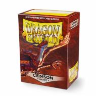 Dragon Shields Crimson matte, kutija