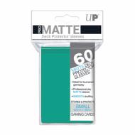 Slivovi Pro Matte Deck Protector Sleeves Aqua pakovanje