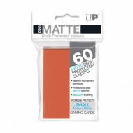 Slivovi Pro Matte Deck Protector Sleeves Peach pakovanje