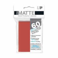 Slivovi Pro Matte Deck Protector Sleeves Red pakovanje