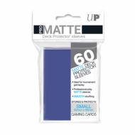 Slivovi Pro Matte Deck Protector Sleeves Blue pakovanje