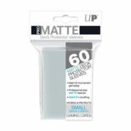 Slivovi Pro Matte Deck Protector Sleeves Clear pakovanje