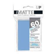Slivovi Pro Matte Deck Protector Sleeves Light Blue pakovanje