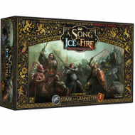 Stark vs Lannister Starter set: A Song Of Ice and Fire, board game, skirmiš, pvp, avantura, serija AGOT, game of thrones