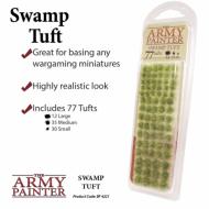 Swamp Tuft, Basing, tuft, baze, minijature, izrada terena, tereni, izrada baza, flock