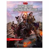 D&D Coast Adventurer's Guide, FRP, fantasy role playing, tamnice i zmajevi, dungeon & dragons
