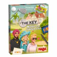The Key – Murder at the Oakdale Club - Haba
