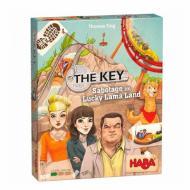 The Key – Sabotage at Lucky Llama Land - Haba