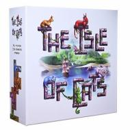 The Isle of Cats, Drustvena igra, porodicna igra, igra za poklon, zabava, poklon, beograd, srbija, online prodaja drustvenih igara