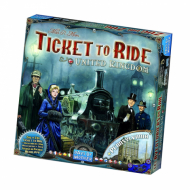 Drustvena igra Ticket to Ride Map Collection United Kingdom and Pennsylvania, kutija