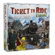 Drustvena igra Ticket to Ride Europe, Drustvene igre, Beograd, zabava