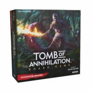Dungeons & Dragons: Tomb of Annihilation, board game, tematska igra, heroji, party game, frp, role play