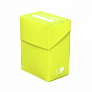 Ultra PRO Plain Bright Yellow Deck Box , Kutijica