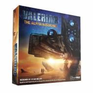 Društvena igra Valerian The Alpha Missions kutija