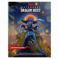 D&D Waterdeep: Dragon Heist, FRP, fantasy role playing, tamnice i zmajevi, dungeon & dragons