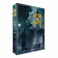 Watson & Holmes, društvena igra, igra na tabli, baord game, beograd, detektivska igra, kluedo