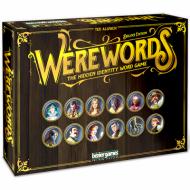 Werewords Deluxe Edition društvena igra, zabavna igra, party game, porodična igra, poklon, board game, dečija igra, rođendan, pametan poklon