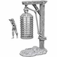 Društvene igre, figurice, minijature, boje za figure, Wizkids: D-cut Hanging Cage Minis