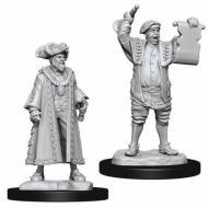 Društvene igre, figurice, minijature, boje za figure, Wizkids: D-cut Mayor And Town Crier Minis