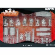 Wizkids Deepcuts Vikings , drustvene igre, drustvena igra, D&D, figure, minijature, miniji, figurice, dungeons and dragons, drustvene igre prodaja, neobojena