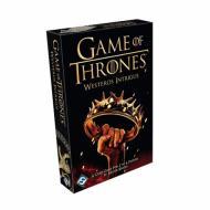 Društvena igra Game of Thrones: Westeros Intrigue, tematske igre, kartične igre, party igre