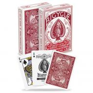 Bicycle Autobike No.1 Red, karte za poker, karte za igranje, poker, beograd, playing cards