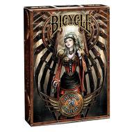 Bicycle Steampunk, karte za poker, poker, beograd, karte za igranje, fantazija