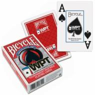 Bicycle World Poker Tour Red, karte za poker, karte za igranje, poker, beograd, playing cards