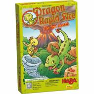 Edukativna igra Dragon Rapid Fire The fire crystals, haba, kutija
