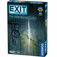 Exit The abandoned cabin, escape room, party game, zabava, misterija, zagonetke