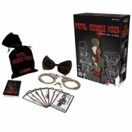 Fatal Randez Vous društvena igra, porodična igra, poklon, board game, dečija igra, rođendan, pametan poklon