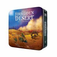 Forbidden Desert, kooperativne igre, društvene igre, avanturističke igre