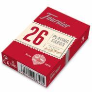 Fournier Nº 26 Red, karte za poker, karte za igranje, poker, beograd, playing cards