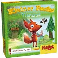 edukativna igra Little Fox Animal Doctor, haba, kutija