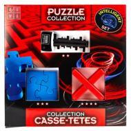 Intelligent Puzzle Set, Hanayama, Eureka, Puzzle, logičke puzzle, mozgalice, žičane puzzle, glavolomke