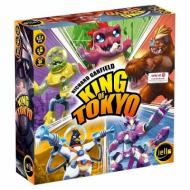 King of Tokyo, new edition, board game, party game, family game, king of hill
