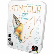 Kontour, party game, zabavna igra, društvo, smeh, edukativna, kreativna, crtanje, picturing, pictureka