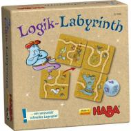 edukativna igra Logic Labyrinth, haba, kutija