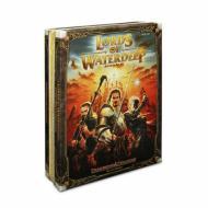 Lords of Waterdeep, društvene igre, strateške igre, Dungeons and Dragons svet
