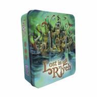 Lost in R'Lyeh, Drustvena igra, tematska igra, strateska igra, zabava, poklon, beograd, srbija, online prodaja drustvenih igara
