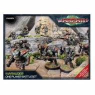 Warpath - Marauder One Player Battle Set, minijature, ratna igra, strategija, beograd