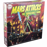 Drustvena igra Mars Attacks Miniature game, board game, film, strategija