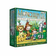 Munchkin Oz Guest Artist Edition, društvene igre, zabavne igre, munchkin igre