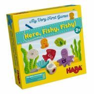 Edukativna igra My Very First Games - Here, Fishy, Fishy!, haba, Kutija