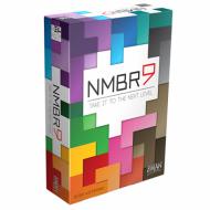 Društvena igra NMBR9, strateške igre, ratne igre, igre na tabli, društvene igre, igre Beograd