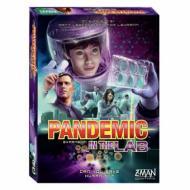 Pandemic in the Lab, društvena igra, exkspanzija, board game